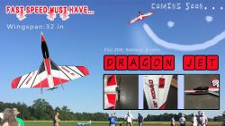 63009 Dragon Jet 800mm PNP
