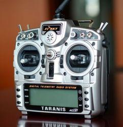 80569P Taranis Plus 16 w/8ch RX