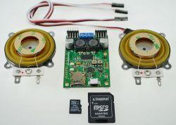 """7001DX Sound System 2-1.5"""""""
