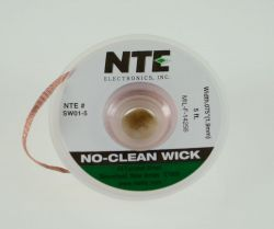 07713 No-Clean Wick Desolder