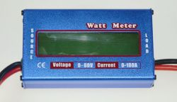 10636 Watt Meter 100 Amp
