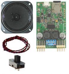 7002 Sound System 1x4x8