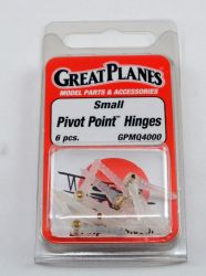 GP 4000  Pivot Hinge Small
