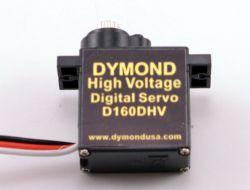 11418  D160MGB Digital HV servo