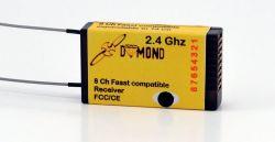 80550-S  Fasst 2.4Ghz 8 Ch RX