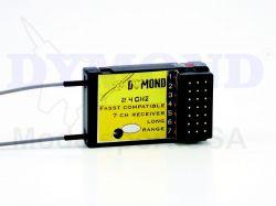 80549   Fasst 7ch 2.4 Ghz RX