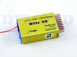 80509  8 Ch D BLITZ Synth 72