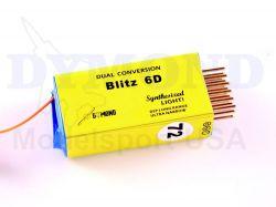 80508  6 Ch D BLITZ Synth 72