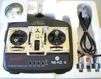 80502  4 CH FM Micro Radio