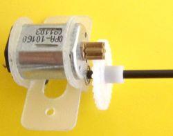 6661 Micro Geared