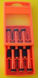 50830  6pc Screwdriver Set