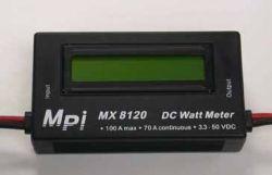 30210   MPI inline Watt meter