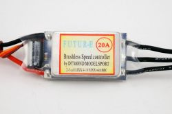 23678 20A  Brushless ESC
