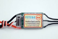 23671 15A Brushless ESC