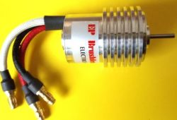 23611 Motor Shaft 20mmx2mm
