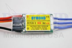 23593 Pro 60A Brushless ESC