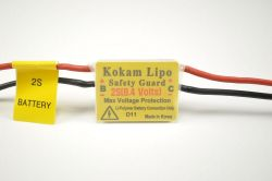 22724 Lipo Safety Guard 2s 8.4v