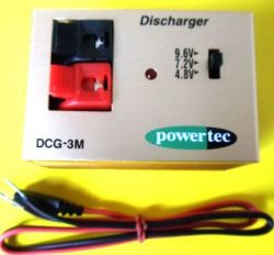 22301  Battery Discharger