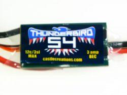 21573 Thunderbird 54 ESC