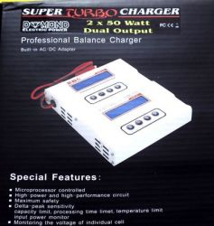 20176DC Super Duo Charger
