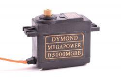 15004 D5000MGBB Servo 125oz