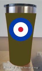 MB101 British  WWI Mug 20oz Gr
