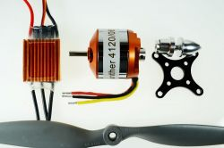 50975 4120 Motor Combo