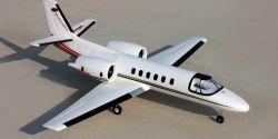 Dynam Cessna Turbo 550 Jet Twin  SRFT