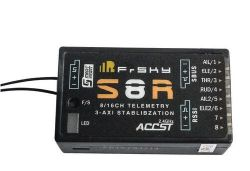 FrySky S8R Receiver with Stabil